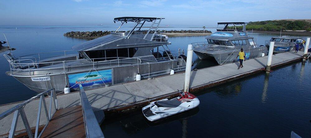 Funky Fish Ferry Transfers